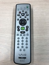Sony PC RM-MC10 Remote Control Tested And Cleaned                             S4