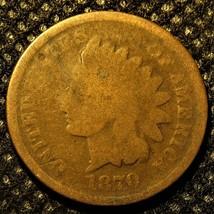 1870 Indian Head Cent. Rare semi-key date! - $50.00