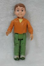 Fisher Price Loving Family Brother Doll Boy Child Dollhouse Figure  - $15.83