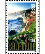 2000 33c California Statehood, 150th Anniversary Scott 3438 Mint F/VF NH - $1.28