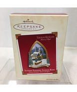 2002 Sunday Evening Sleigh Ride Hallmark Christmas Tree Ornament MIB Pri... - $16.34