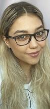 New Persol 3116-V 9001 52mm Rx Matte Tortoise Women's Eyeglasses Frame Italy - $89.99