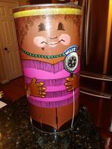 Vintage 1972 People Products African American Singer Pink Dress Trash Ca... - $98.65