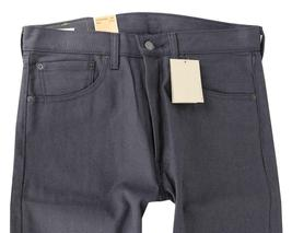 NEW LEVI'S 501 MEN'S ORIGINAL STRAIGHT LEG JEANS BUTTON FLY GRAY 501-1893 image 3