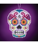 Morado Calavera 2016 charmed ornament kit cross... - $6.75