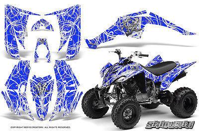 Yamaha Raptor 350 Graphics Kit Creatorx and 50 similar items