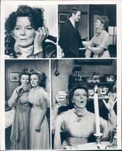 Photo Celebrities Katharine Hepburn Actress Candle Beautiful Women 7x9 - $18.55
