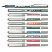 4 x Uni-Ball UB-157 Rollerball Pen - Range of Colours - $7.97