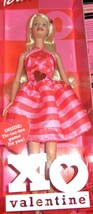 Barbie Doll - XO Valentine (2002) - $24.95