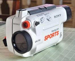 Sony SPK-TRX Waterproof Case Handycam Video8 Camcorder Case  - $38.00