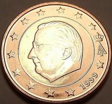 Gemma UNC Belgio 1999 5 Euro Centesimi ~ Albert II ~ Coniate in Brussels ~ - $3.74
