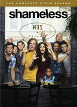 Shameless the complete fifth season five 5  dvd 2015 3 disc  gallaghrs comedy thumb200