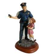 "Blue Hats of Bravery Figurine ""A Helping Hand"" #1/0108 - $29.95"