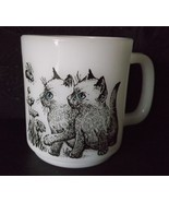 Glasbake_two_blue_eyed_kittens_n_bumblebee_milk_glass_mug_first2_thumbtall