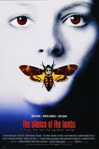 The Silence of The Lambs 24x36 Poster - $24.99