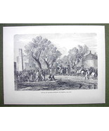 AFRICA Bagirmi Sultan Entering Capital Massena ... - $12.38