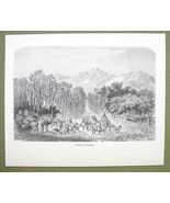 AFRICA Niger Valley of Auderas Air Mountains - ... - $12.38