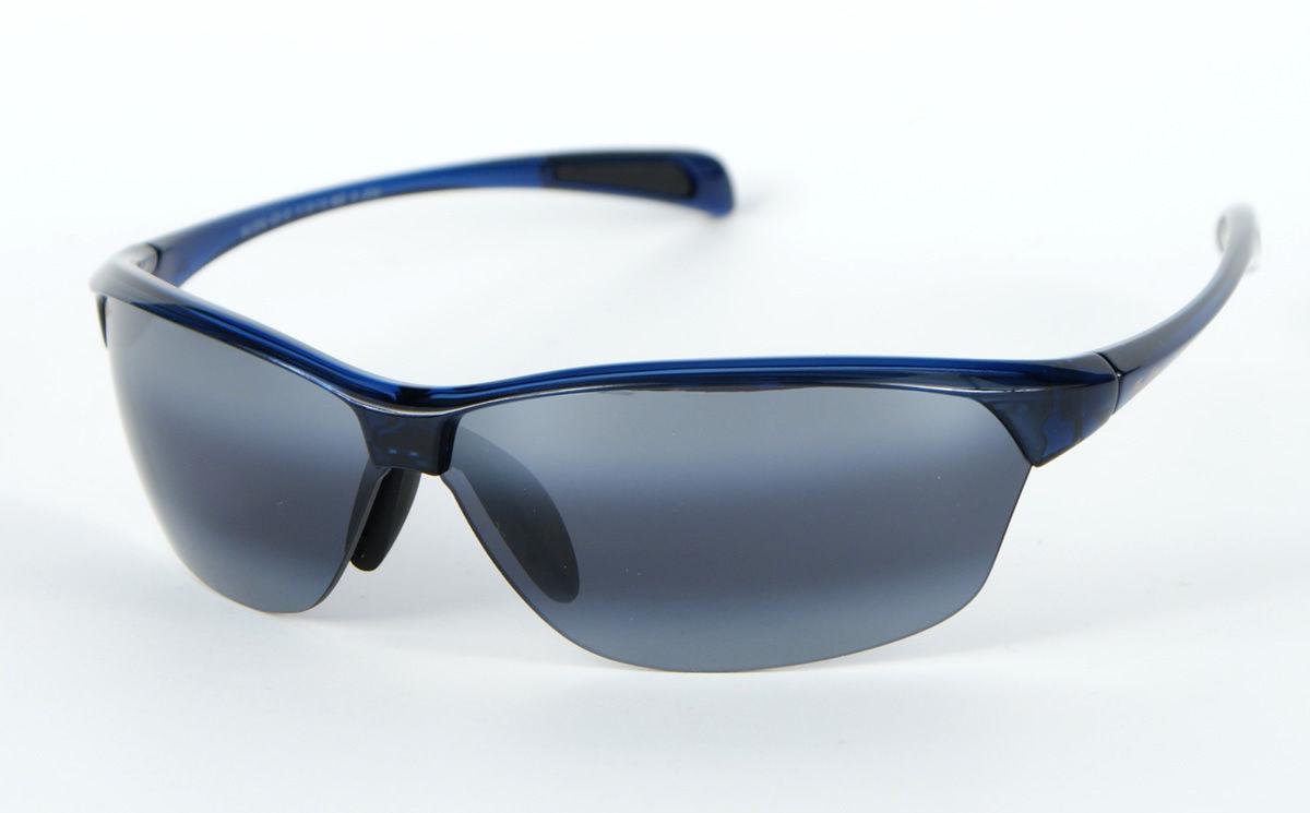 Maui Jim Hot Sands 426-03 Polarized Sunglasses - Blue/Neutral Grey