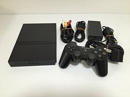 Playstation 2 (SCPH-70000) Charcoal Black Console (Japanese Import) [Pla... - $638.32