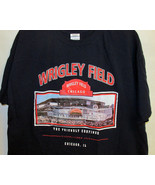 Wrigley Field MLB Chicago Cubs Adult XL Extra Large T Shirt - $15.95