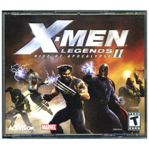 X-Men Legends II: Rise of Apocalypse [PC Game] - $39.99