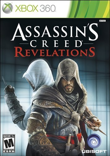 Assassin's Creed: Revelations, xbox 360 game