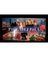 PHILADELPHIA IN A BOX Board Game Celebrating the City of Brotherly Love NEW - $21.28