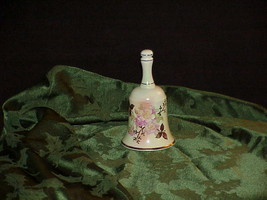 Vintage Wild Rose Schumann Arzberg German Bavaria For Goebel Dinner Bell - $24.74