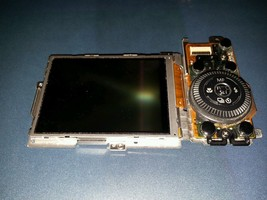 Canon PowerShot G7 10.0 MP Digital Camera LCD &... - $29.99