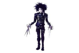 Medicom Stylish Collection Deluxe 9 Inch Action Figure Edward Scissorhands - $153.31