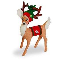 Annalee - 8in Snowflake Reindeer