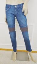Nwt James Jeans Jagger Studded Low Rise Super Skinny Denim Jeans Sz 29 8... - $79.15
