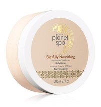 Avon Planet Spa Blissfully Nourishing Body Butter with Shea Butter 200ml... - $9.17