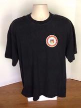 USMC New York City Remember the Towers Men's Black T-Shirt Size XL Military 911 - $29.02