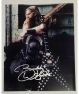 Zakk Wylde Hand Signed 8x10 Photo COA Black Label Society Ozzy Osbourne - $79.99
