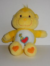 "Care Bears Cousins 2004 Playful Heart Monkey 14"" Plush - $9.49"