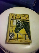 Vintage Black Beauty Book By Anna Sewell Illustrated Rand McNally (Hardc... - $50.00