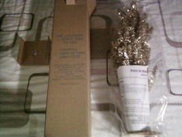 New AVON Gold Table Top Decorative/Christmas Tree - $20.00