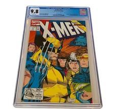 X-Men #11 Comic Book CGC Graded 9.8 Wolverine Cover 1992 RARE 30th Spide... - $791.95
