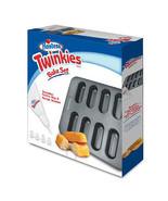 NIB Hostess Twinkies Bake Set Includes Bakeware, Pastry Bag, & Recipe/Ti... - $40.00