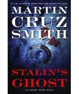 Stalin's Ghost Hardback Arkady Renko Series #6 Martin Cruz Smith - $5.00