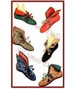 Vintage Slipper Pattern * Women & Girl Sizes - $9.99