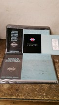 1996 Nissan Maxima Owners Manual by Nissan - $14.84