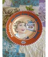 Vintage Villeroy & Boch 1748 Germany Porcelain Checkered Majestic Bread ... - $34.99