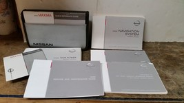 2009 Nissan Maxima with Navigation manual Owners Manual by Nissan - $39.59