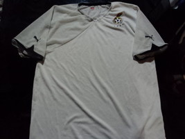 old soccer Jersey Ghana  puma  2010 - $49.50