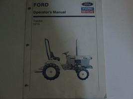FORD TRACTOR 1215 Operator Operator's Manual Factory OEM Book Used X - $59.35