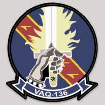 US Navy VAQ-136 Gauntlets Sticker - $9.89