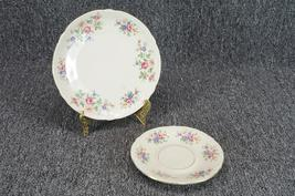 Seltmann Weiden Bavaria Salad Plate And Saucer ... - $16.00