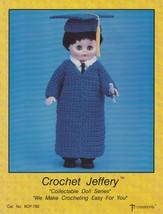 Crochet Jeffery, Td Creations Boy Doll Clothes Pattern Booklet BOY-782 - $4.95